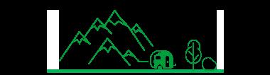 Le camping à la montagne