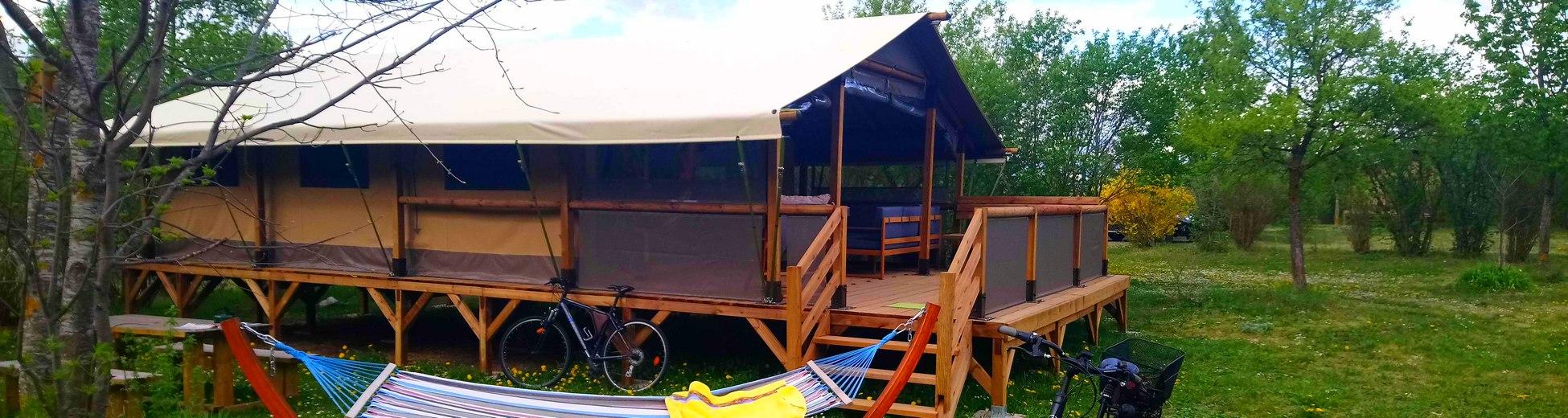 Le Lodge Espace : location grand confort pour toute la famille (avec sanitaires)