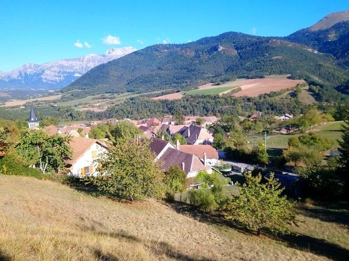 Lalley, village authentique du Trièves