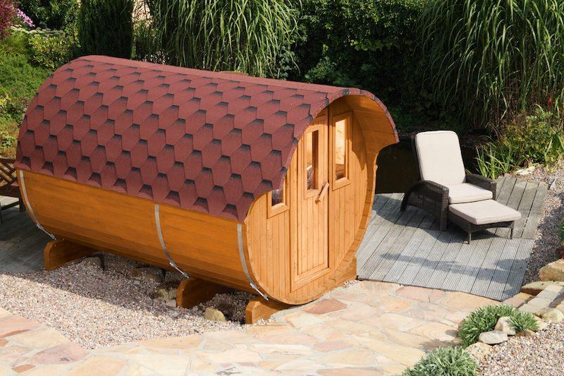 Le sauna finlandais du camping Belle Roche : un moment zen pour se ressourcer